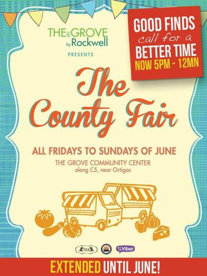 The Grove County Fair Is Extended!